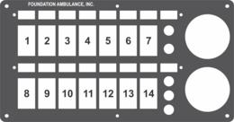 FAC-01849, Foundation Ambulance