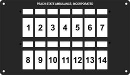 FAC-01850, Peach State Ambulance, Inc.