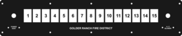FAC-02189, Golder Ranch Fire District