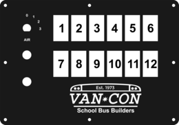 FAC-02378, Van Con School Bus Builders
