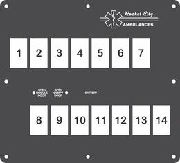FAC-02604, Rocket City Ambulance