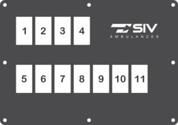 FAC-02710, SIV Ambulances