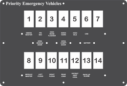 FAC-02794, Priority Emergency Vehicles
