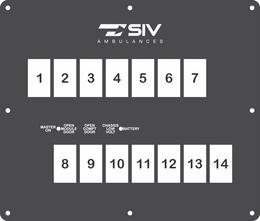 FAC-02943, SIV Ambulances