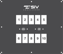 FAC-02980, SIV Ambulances