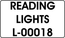 READING / LIGHTS