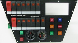Ambulance Dash Switch