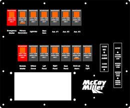 McCoy Miller, Dash, EPC-7
