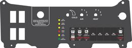 PT Freightliner, Single Heater & Indicator Lights