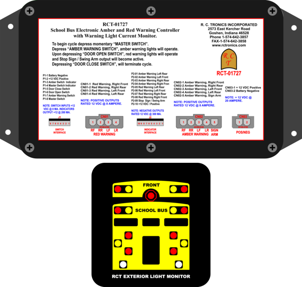 rctronics com order a control